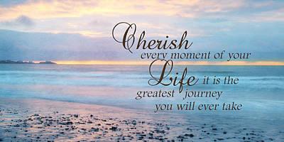 Cherish Life Poster
