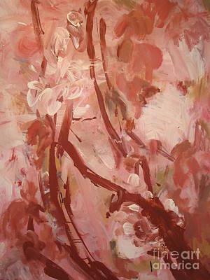 Cherry Blossom Poster by Fereshteh Stoecklein