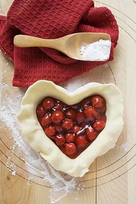 Cherry Pie, Unbaked Poster