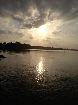 Chesapeake Sunset Poster