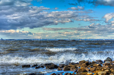 Chesapeake Winds Poster