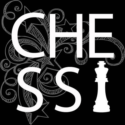 Chess The Game Of Kings Poster by Daniel Hagerman