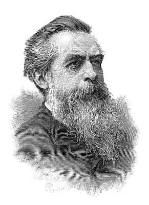 Chevalier Louis Contencin (1834-1897) Poster by Granger