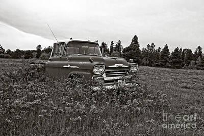 Chevrolet Apache Colorado Poster