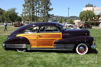 Chevrolet Fleetline Woody 5d22786 Poster