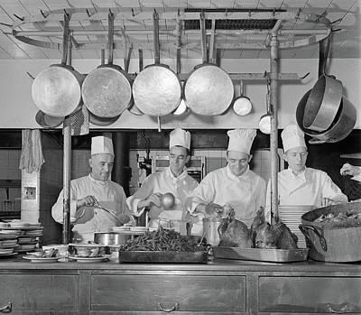 Chicago Kitchen, 1943 Poster by Granger
