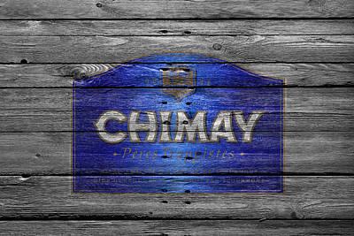 Chimay Poster by Joe Hamilton