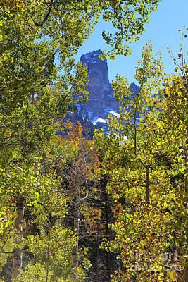 Chimney Rock Poster