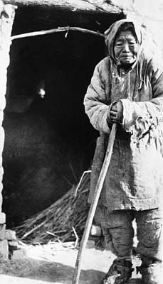 China Peasant, C1910 Poster