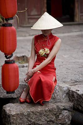 China, Yunnan Province, Shangri-la Poster by Tips Images