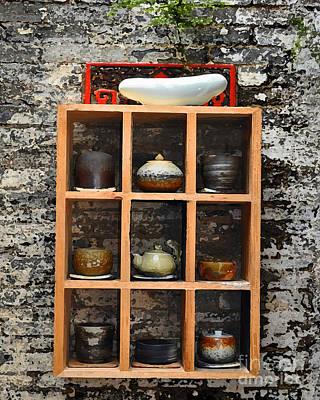 Chinese Ceramics Poster