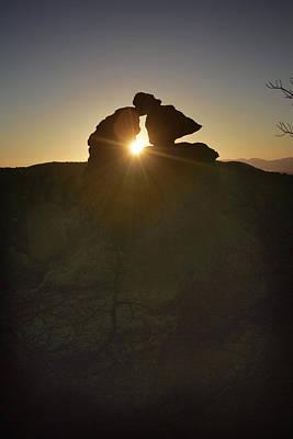 Chiricahua Sunset Poster