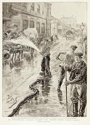 Cholera Control Poster