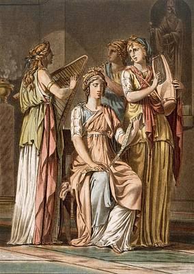 Chorus Of Israelite Women, Costumes Poster
