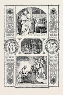 Christmas Eve And Christmas Day Poster