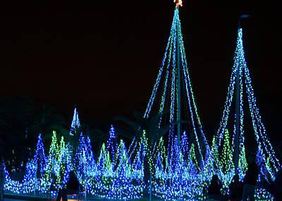Christmas Lights 1 Poster