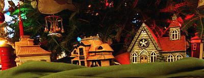Christmas Ornaments Vi Poster by Harold E McCray