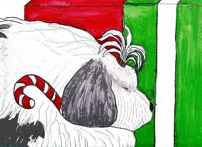 Christmas Presence Poster