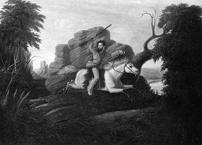 Christopher Carson (1809-1868) Poster by Granger