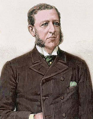 Christopher Colon De La Cerda (madrid Poster