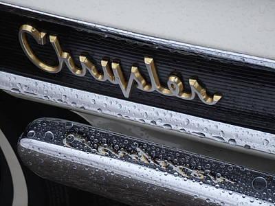 Chrysler Poster by David S Reynolds
