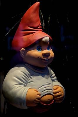 Chubby Elf Poster by Odd Jeppesen