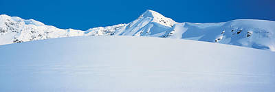 Chugach Mountains Girdwood, Alaska, Usa Poster