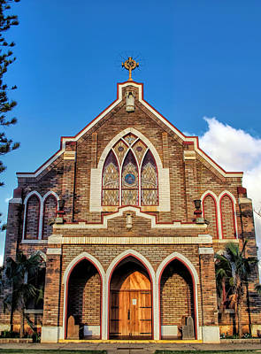 Poster featuring the photograph Church 1 by Dawn Eshelman