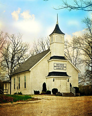 Poster featuring the photograph Church 12 by Marty Koch