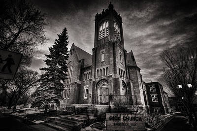 Church Gothic Poster by Ian MacDonald
