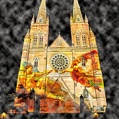 Church Images Poster