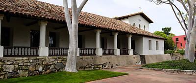 Church, Mission San Luis Obispo, San Poster