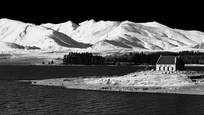 Church Of The Good Shepherd Lake Tekapo Poster