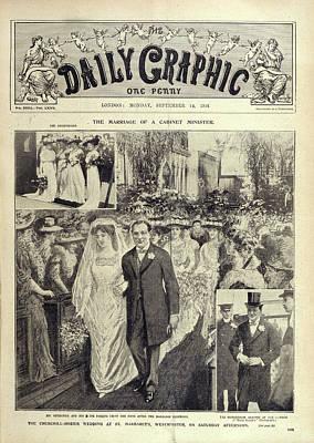 Churchill - Hozier Wedding Poster