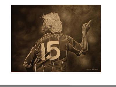 Ciaran Mcdonald Poster by David Dunne
