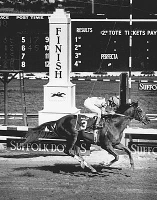 Cigar Horse Racing Poster