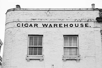 Poster featuring the photograph Cigar Warehouse by Ross Henton