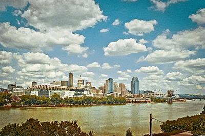 Cincinnati 4 Poster