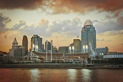 Cincinnati Ohio Vii Poster