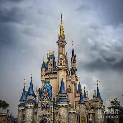 Cinderellas Castle Poster