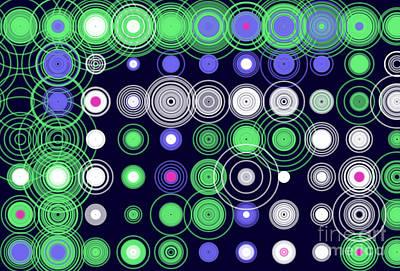 Circle Of Love Iv Poster