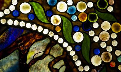 Circles Of Glass Poster by Christi Kraft