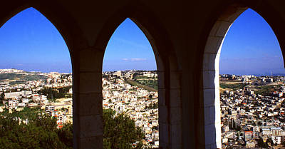 City Of Nazareth Poster