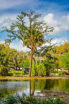 City Park Lagoon 2 Poster