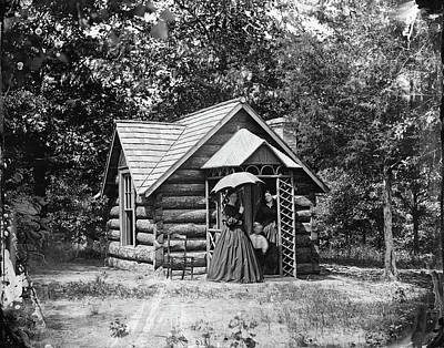 Civil War Bryant House Poster