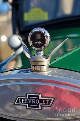 1926 Chevrolet Tourer Poster by George Atsametakis