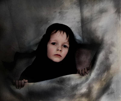 Classic Portrait Of A Son Poster by Viggo Mortensen