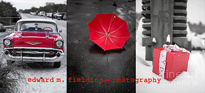 Edward M. Fielding Photography Poster by Edward Fielding