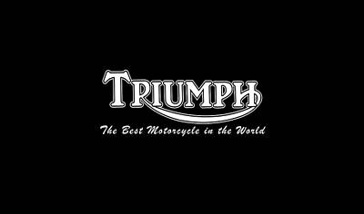 Classic Triumph Phone Case Poster by Mark Rogan