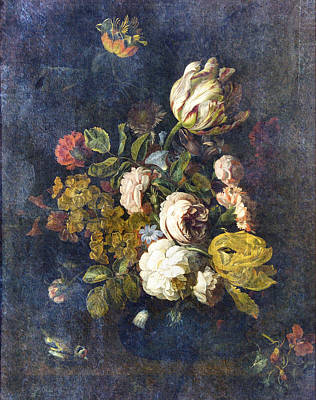 Classical Bouquet - S0104t Poster